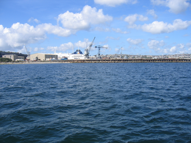 Falmouth Harbour Eastern Breakwater