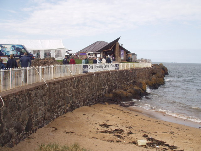 Scottish Sea Bird Centre, North Berwick
