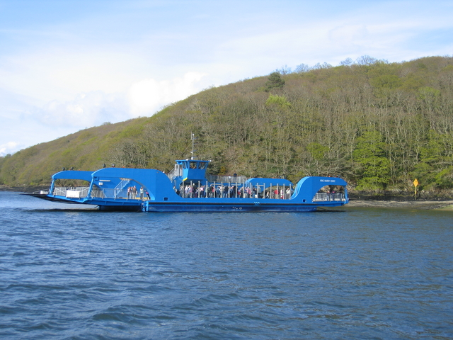 The new King Harry Ferry