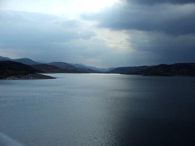 Orrin reservoir