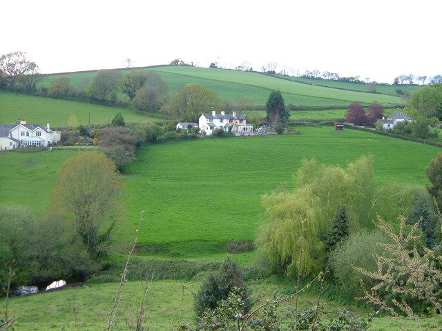 Widdehayes Cottages, Harcombe
