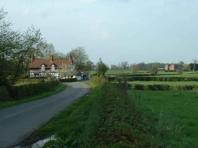 Estate Office for Cholmondeley Castle