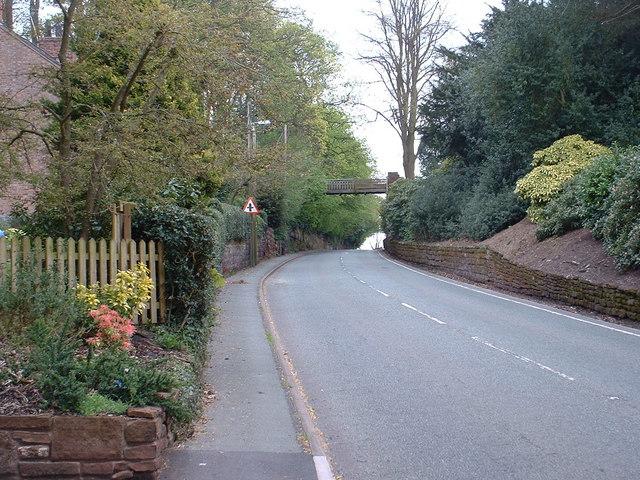 Forest Road, Tarporley
