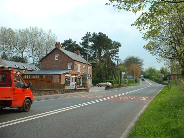 Cotebrook village