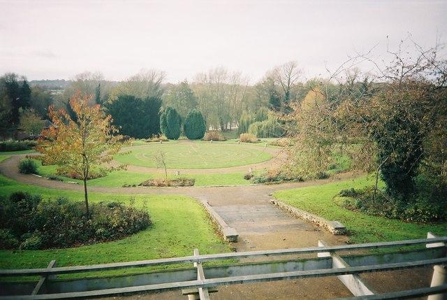 Wensum Park Labyrinth
