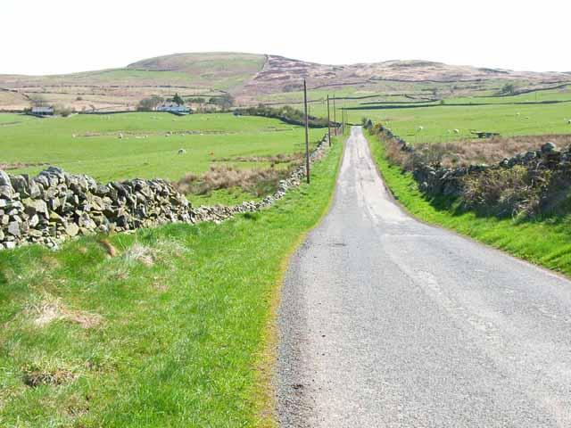 Mochrum to Culshabbin road