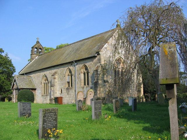 Thorpe Bassett - Church