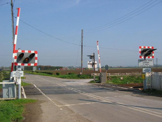 Rillington Level Crossing