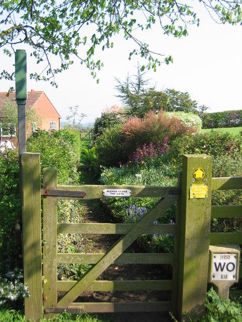 Scagglethorpe - Path