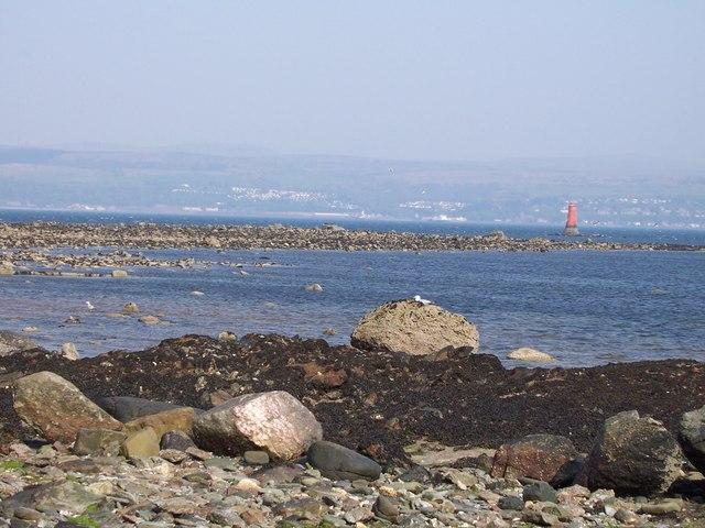 River Clyde near Innellan