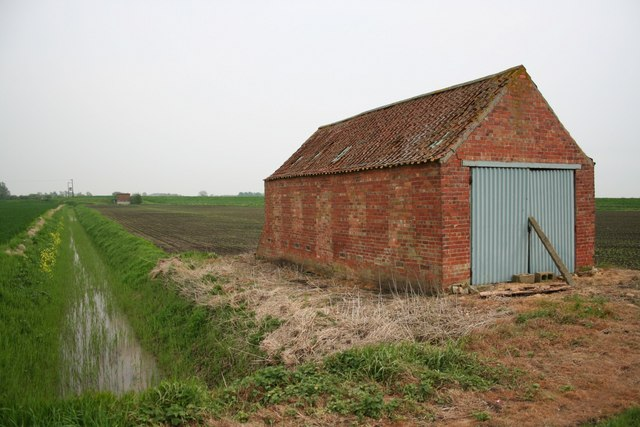 On Digby Fen