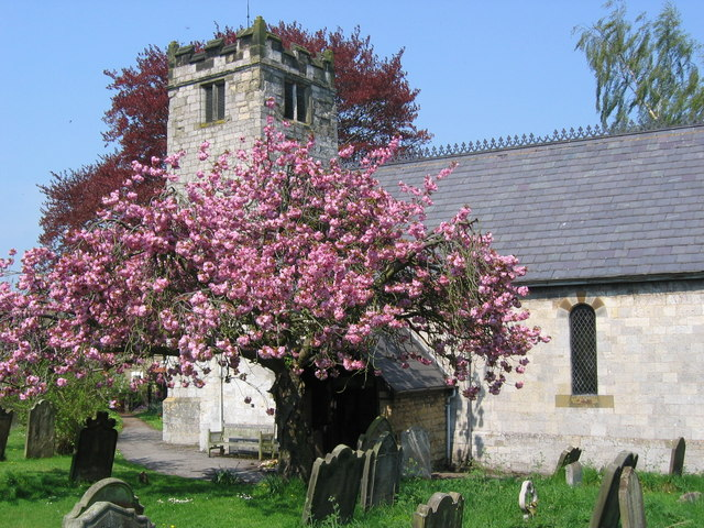St. Helen's Church, Amotherby