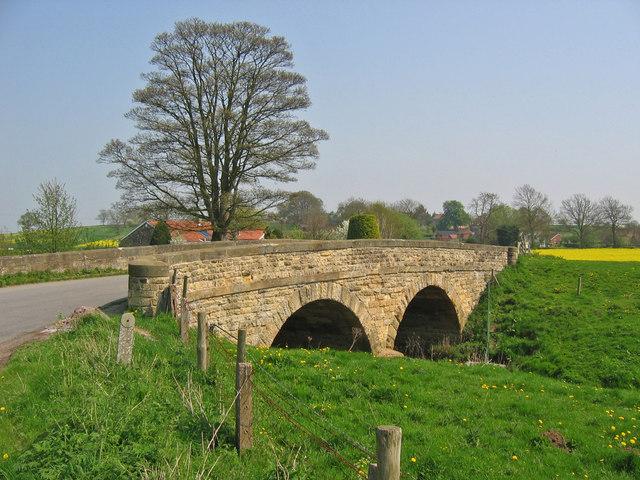 Barugh Bridge