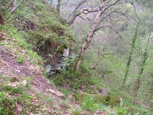 Ironstone Outcrop, Carr Wood, East Side of West Beck