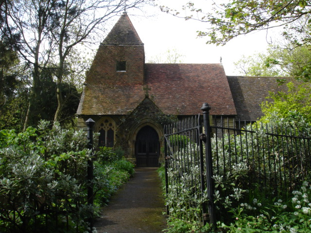 Church in the Wood Hollington East Sussex