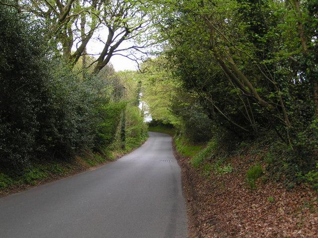 Sunken Sussex Byway