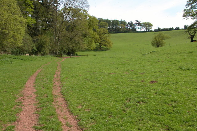 Herefordshire Trail and Eaton Park