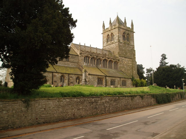 Laxton Church