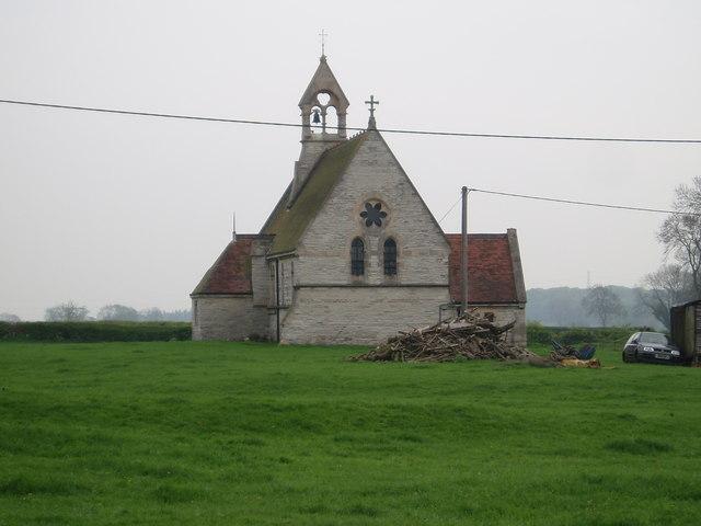 Moorhouse - St Nicholas Chapel