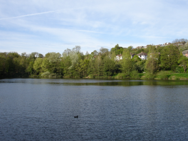 Reservoir Alexandra Park East Sussex