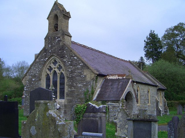 Henllan Church
