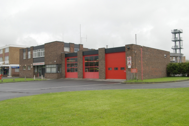 Yate Fire Station