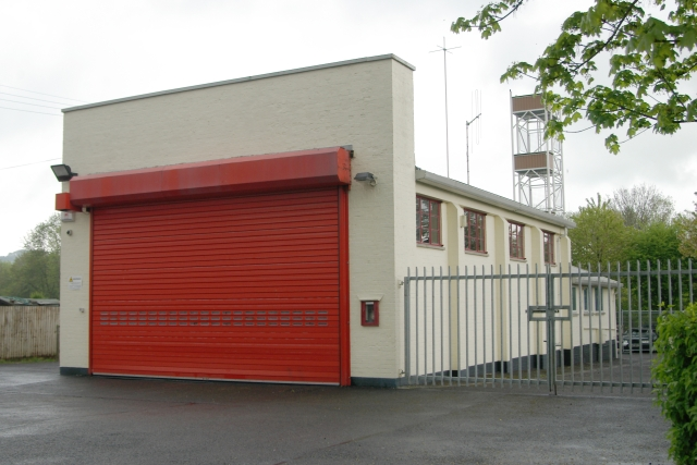 Winscombe Fire Station