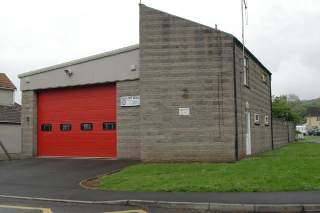 Yatton Fire Station