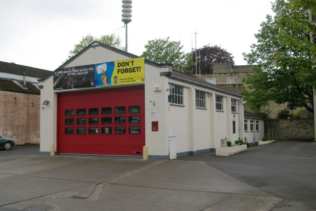 Portishead Fire Station