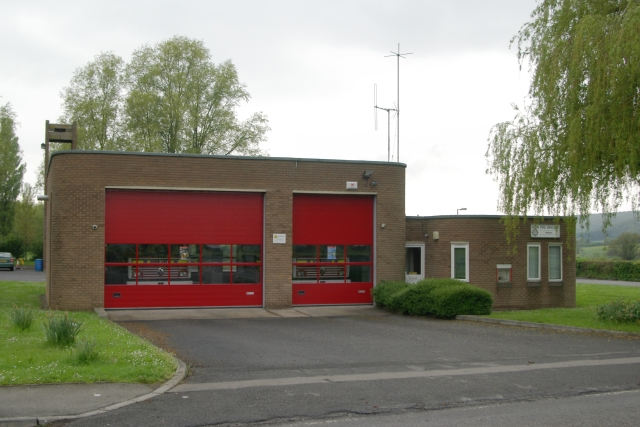 Nailsea Fire Station