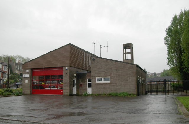 Pill Fire Station
