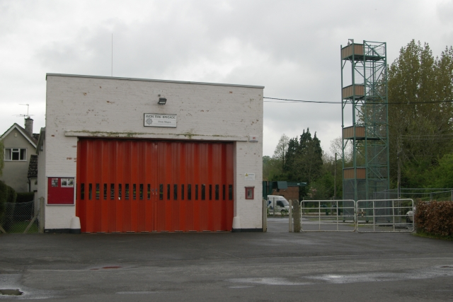 Chew Magna Fire Station