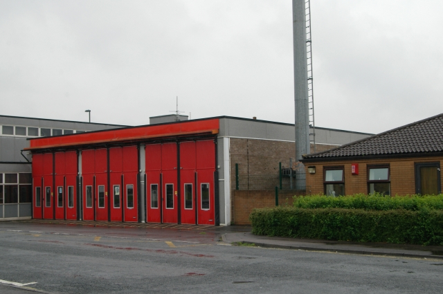 Patchway Fire Station