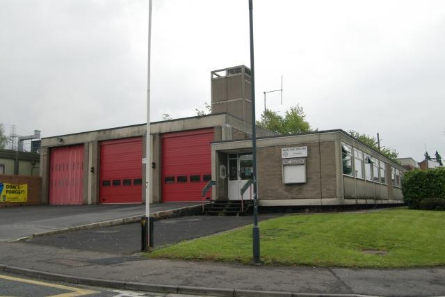 Brislington Fire Station