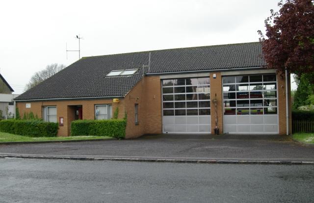 Thornbury Fire Station