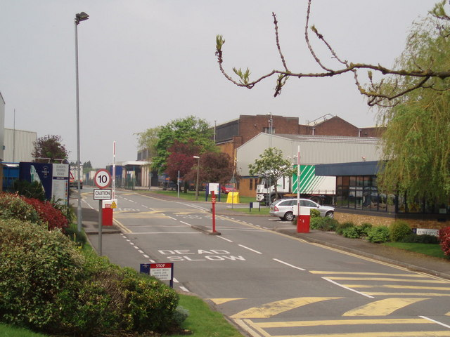 Elmdon Trading Estate