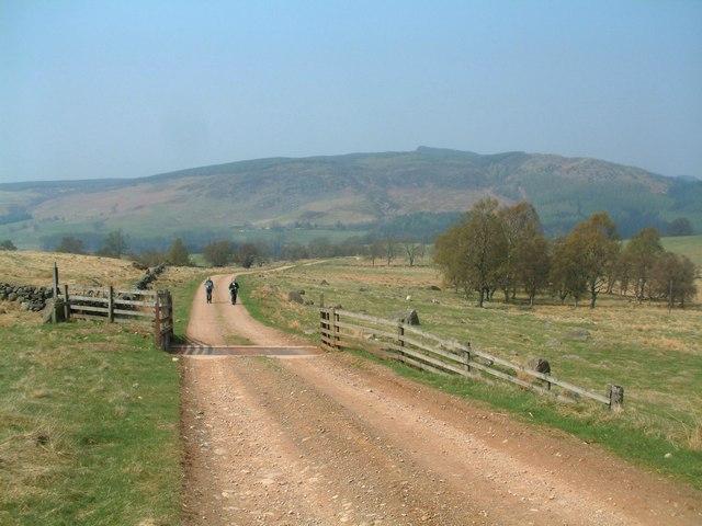 Balhomish Farm Road
