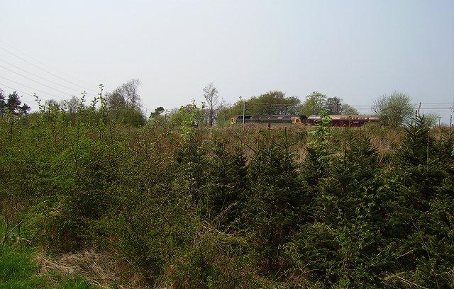 Railway, Balgreen