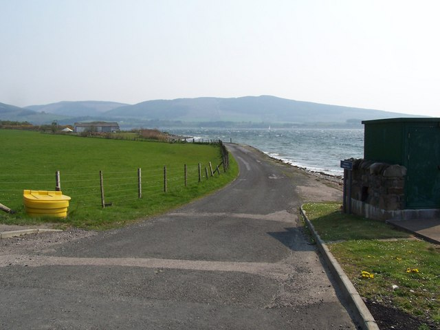 Rothesay - Rhubodach, Road to Undranian Point