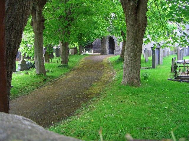 Holy Trinity Newcastle Emlyn