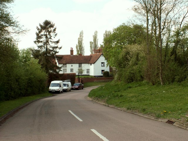 Monk Street Farm, Monk Street, Essex