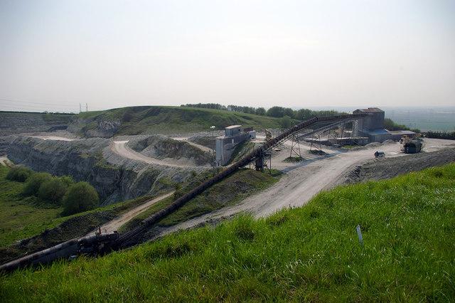 South Ferriby Quarry