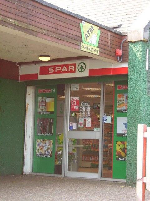 Convenience store, Crofthead