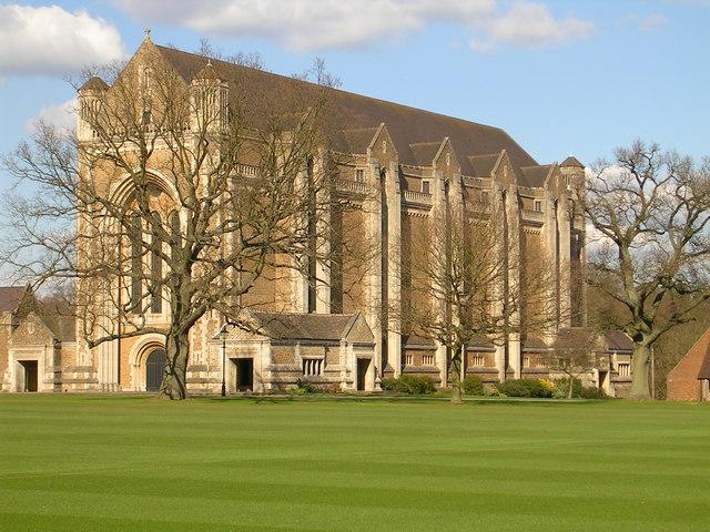 Charterhouse School Chapel