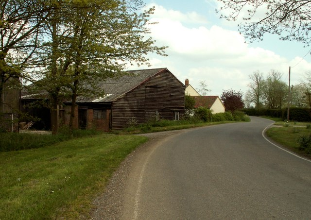Nortons Farm, near Stambourne Green, Essex