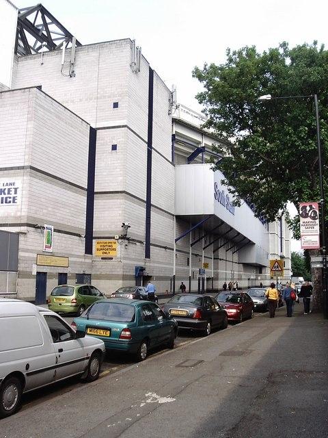 Tottenham Hotspur football ground