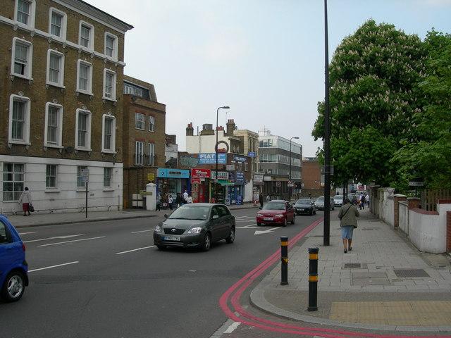 Clapham Road SW9