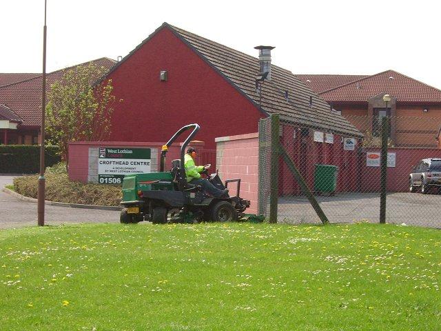 Lawnmower, Crofthead