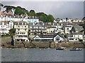 SX1251 : Royal Fowey Yacht Club by David Stowell