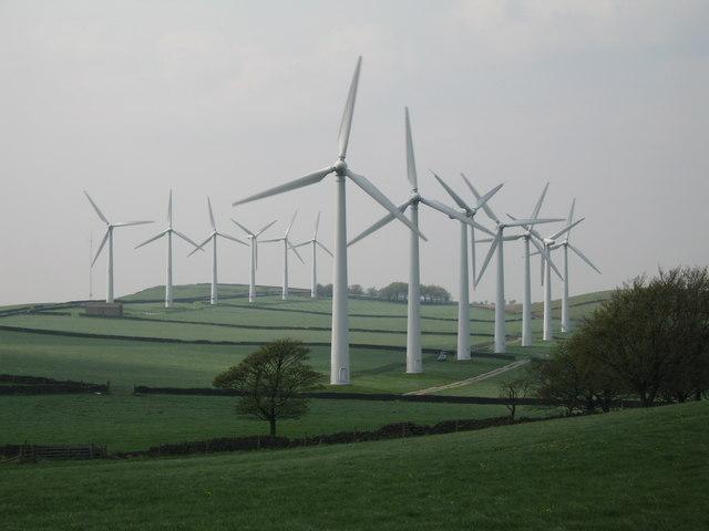 Royd Moor Wind Farm